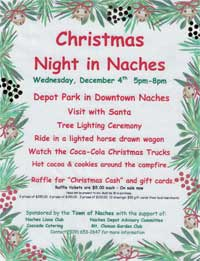 Christmas Night in Naches