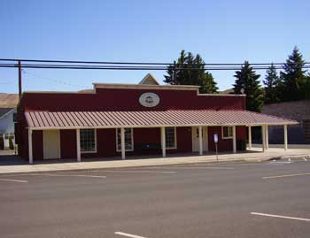 Town of Naches - Town Hall building